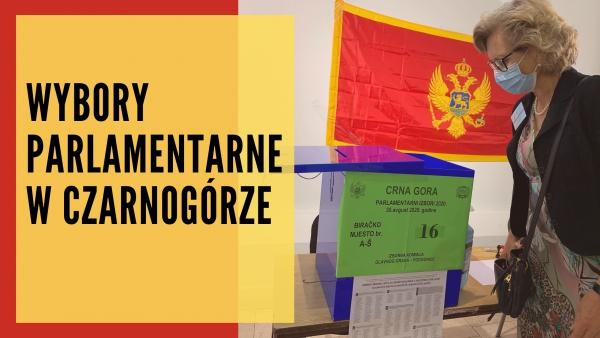 Analiza wyborów w Czarnogórze
