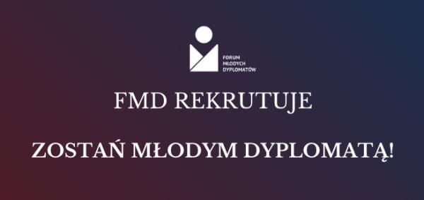 Rekrutacja do FMD trwa do końca października!
